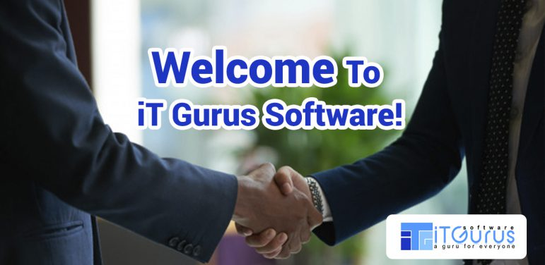 Welcome To iT Gurus Software!222